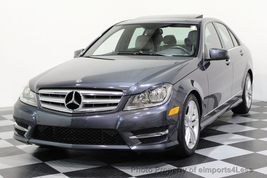2013 Mercedes-Benz C-Class CERTIFIED C300 4Matic Sport Package AWD MULTIMEDIA NAV - 16630372 - 28