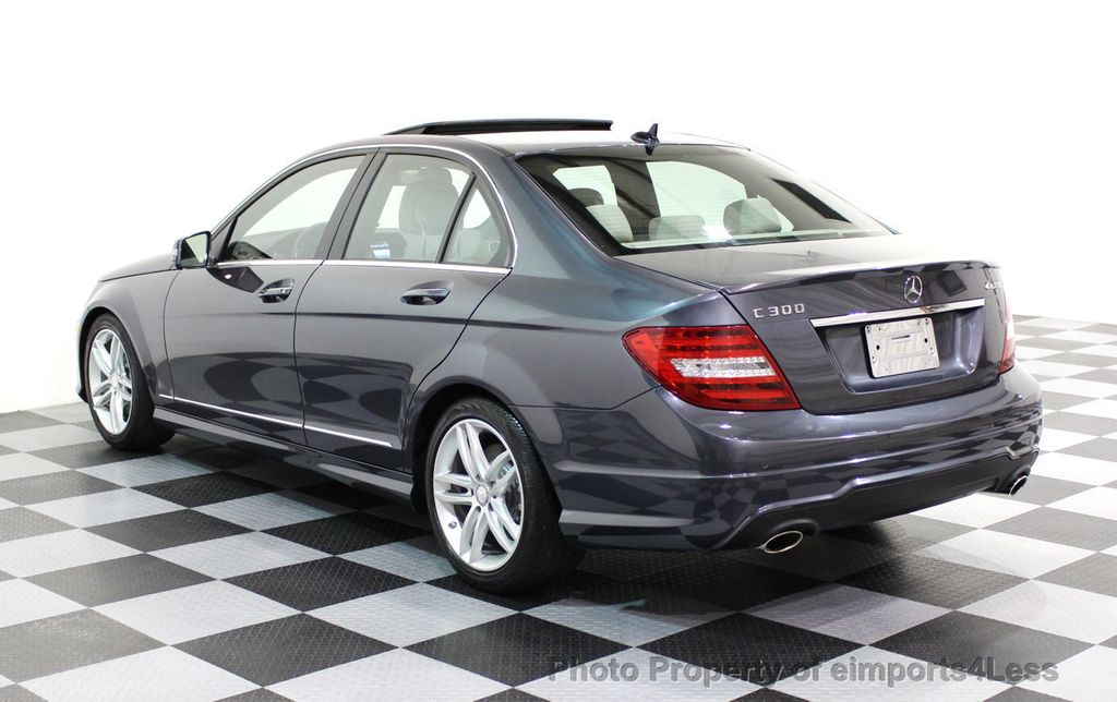 2013 Mercedes-Benz C-Class CERTIFIED C300 4Matic Sport Package AWD MULTIMEDIA NAV - 16630372 - 2