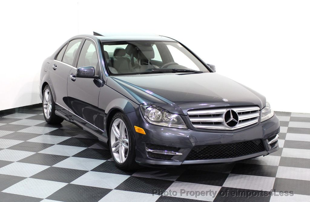 2013 Mercedes-Benz C-Class CERTIFIED C300 4Matic Sport Package AWD MULTIMEDIA NAV - 16630372 - 29