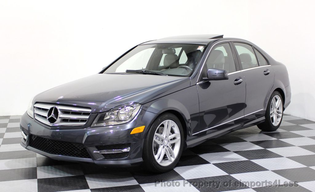 2013 Mercedes-Benz C-Class CERTIFIED C300 4Matic Sport Package AWD MULTIMEDIA NAV - 16630372 - 42