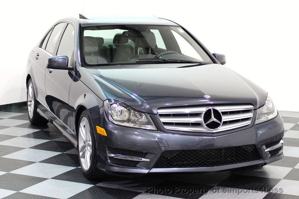2013 Mercedes-Benz C-Class CERTIFIED C300 4Matic Sport Package AWD MULTIMEDIA NAV - 16630372 - 43