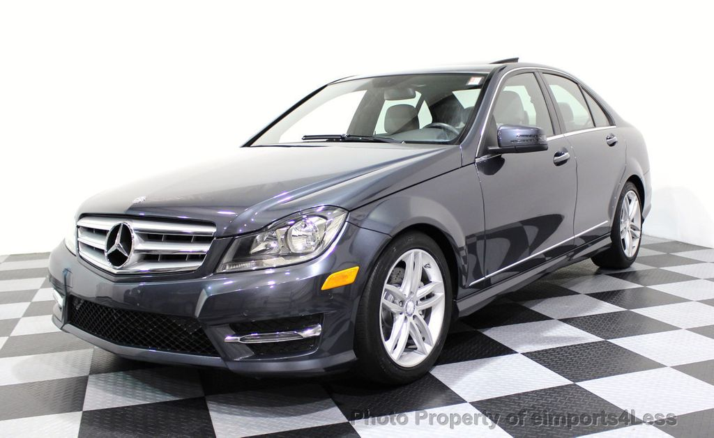 2013 Mercedes-Benz C-Class CERTIFIED C300 4Matic Sport Package AWD MULTIMEDIA NAV - 16630372 - 53
