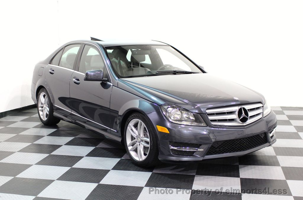 2013 Mercedes-Benz C-Class CERTIFIED C300 4Matic Sport Package AWD MULTIMEDIA NAV - 16630372 - 54
