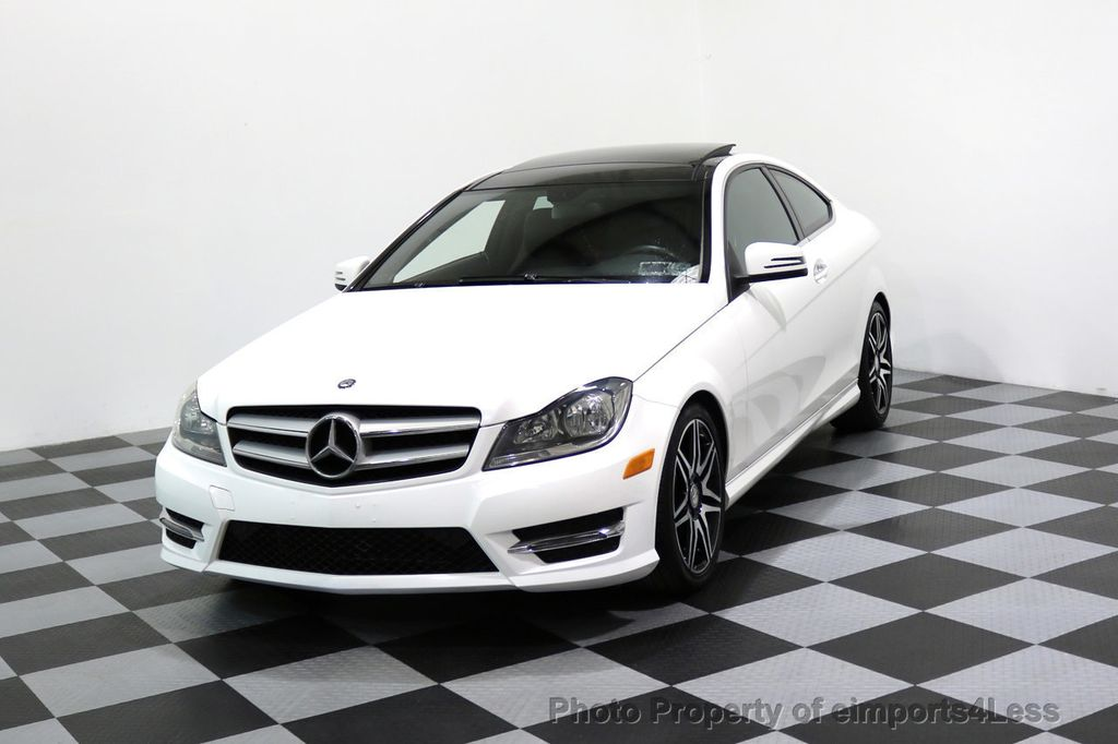 2013 Mercedes-Benz C-Class CERTIFIED C350 4Matic AMG SPORT PACKAGE PLUS - 17425240 - 0
