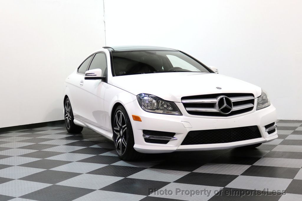 2013 Mercedes-Benz C-Class CERTIFIED C350 4Matic AMG SPORT PACKAGE PLUS - 17425240 - 15
