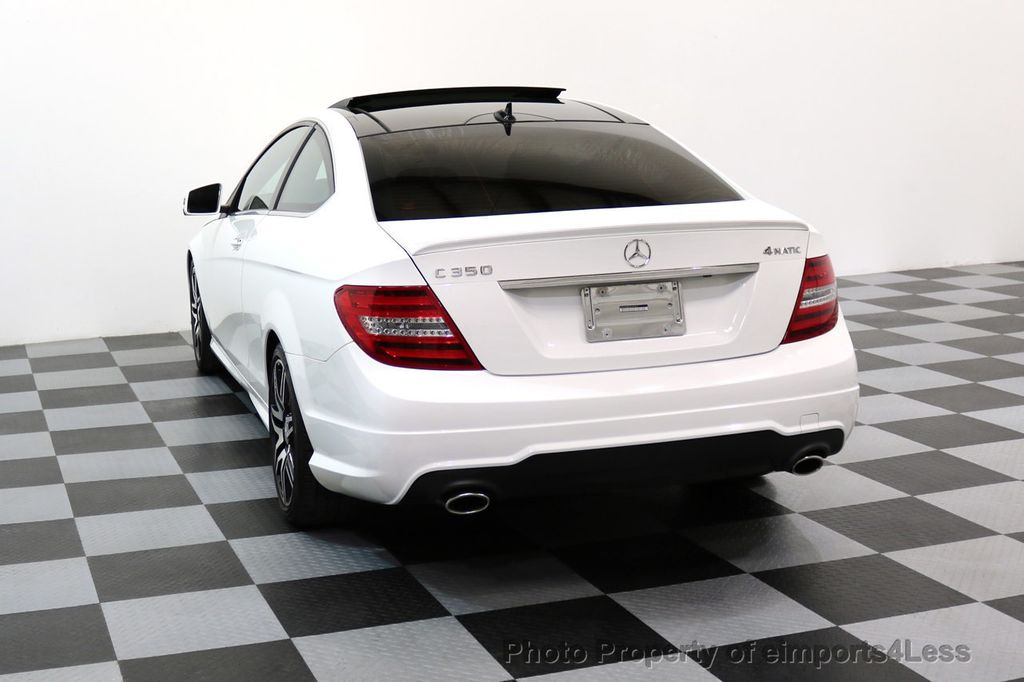 2013 Mercedes-Benz C-Class CERTIFIED C350 4Matic AMG SPORT PACKAGE PLUS - 17425240 - 16
