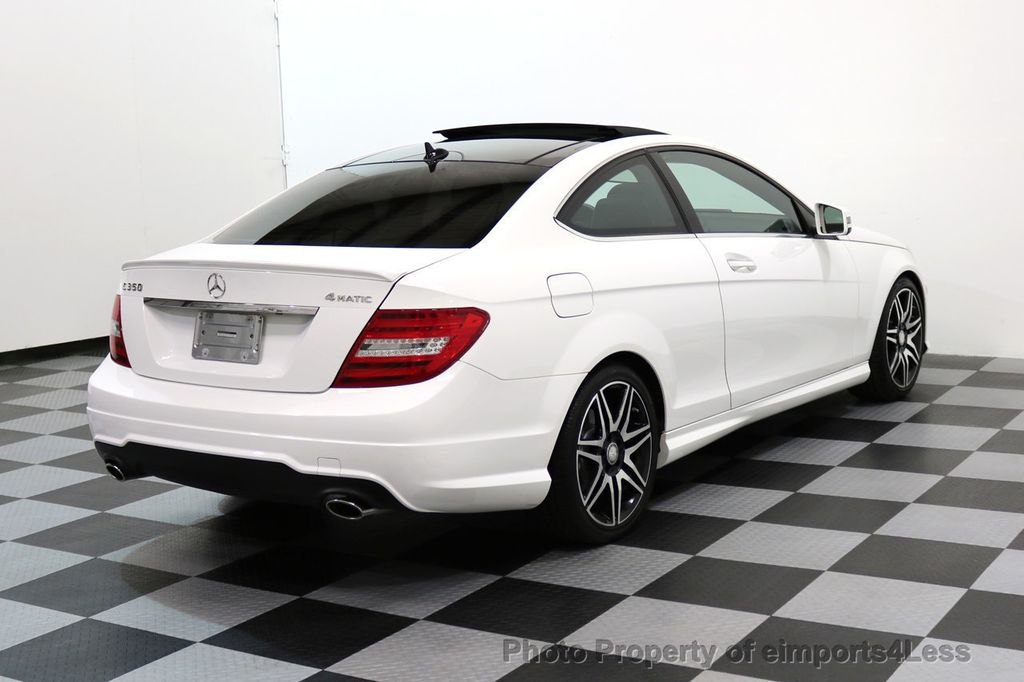 2013 Mercedes-Benz C-Class CERTIFIED C350 4Matic AMG SPORT PACKAGE PLUS - 17425240 - 18