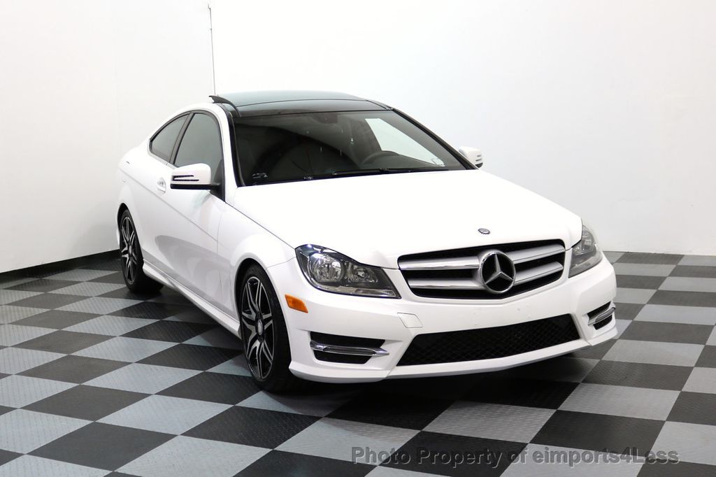 2013 Mercedes-Benz C-Class CERTIFIED C350 4Matic AMG SPORT PACKAGE PLUS - 17425240 - 1
