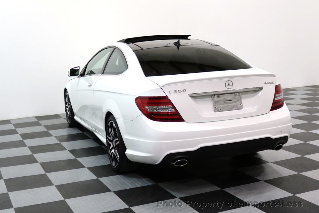 2013 Mercedes-Benz C-Class CERTIFIED C350 4Matic AMG SPORT PACKAGE PLUS - 17425240 - 2