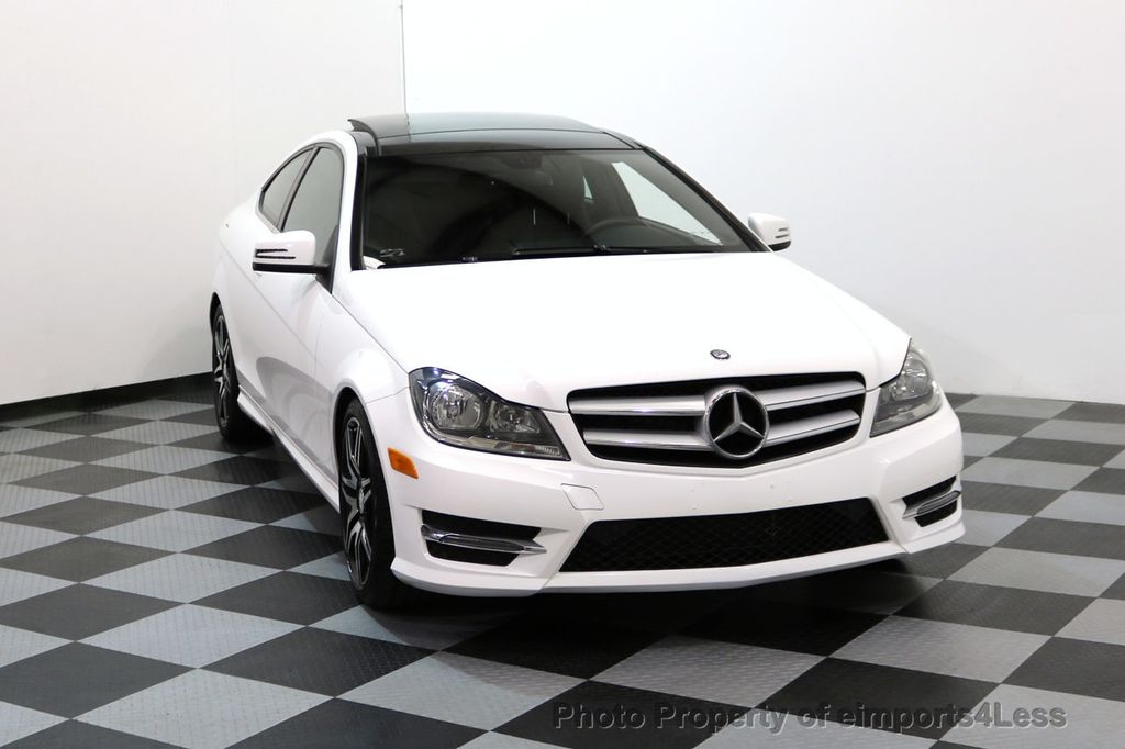 2013 Mercedes-Benz C-Class CERTIFIED C350 4Matic AMG SPORT PACKAGE PLUS - 17425240 - 31