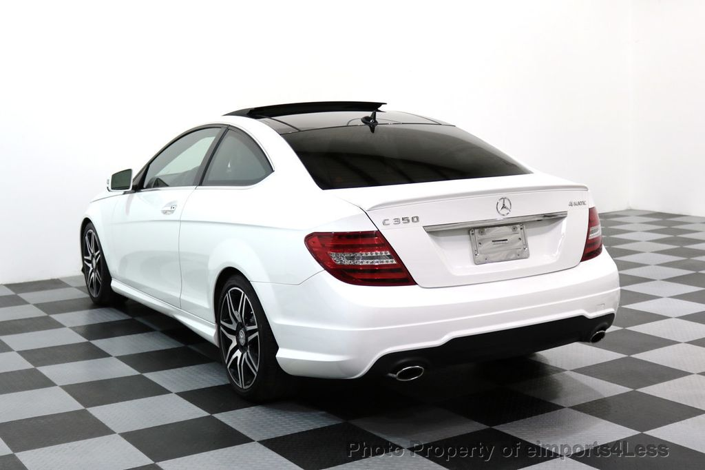 2013 Mercedes-Benz C-Class CERTIFIED C350 4Matic AMG SPORT PACKAGE PLUS - 17425240 - 32