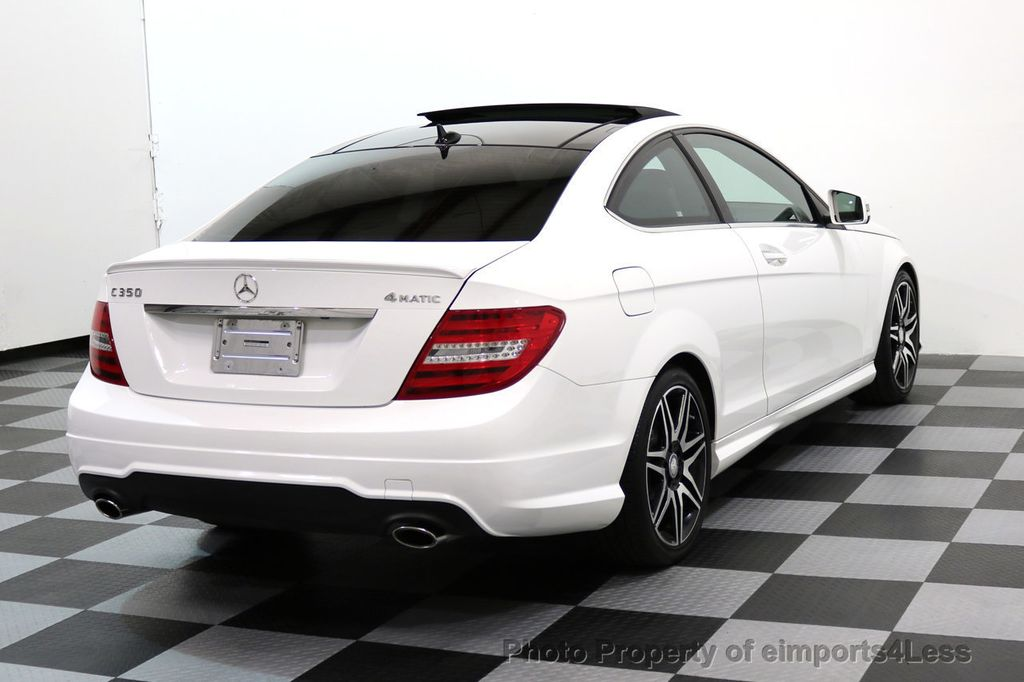 2013 Mercedes-Benz C-Class CERTIFIED C350 4Matic AMG SPORT PACKAGE PLUS - 17425240 - 3