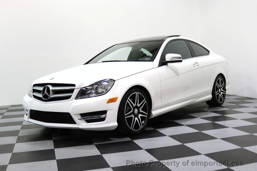2013 Mercedes-Benz C-Class CERTIFIED C350 4Matic AMG SPORT PACKAGE PLUS - 17425240 - 45