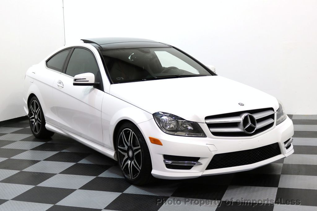 2013 Mercedes-Benz C-Class CERTIFIED C350 4Matic AMG SPORT PACKAGE PLUS - 17425240 - 46