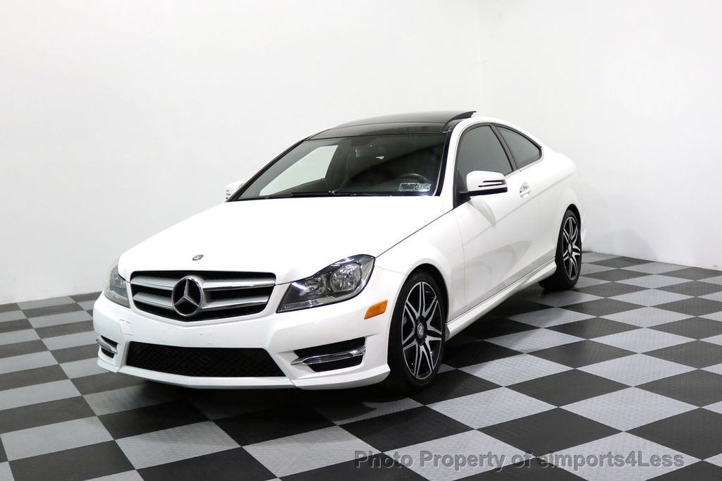 2013 Mercedes-Benz C-Class CERTIFIED C350 4Matic AMG SPORT PACKAGE PLUS - 17425240 - 49