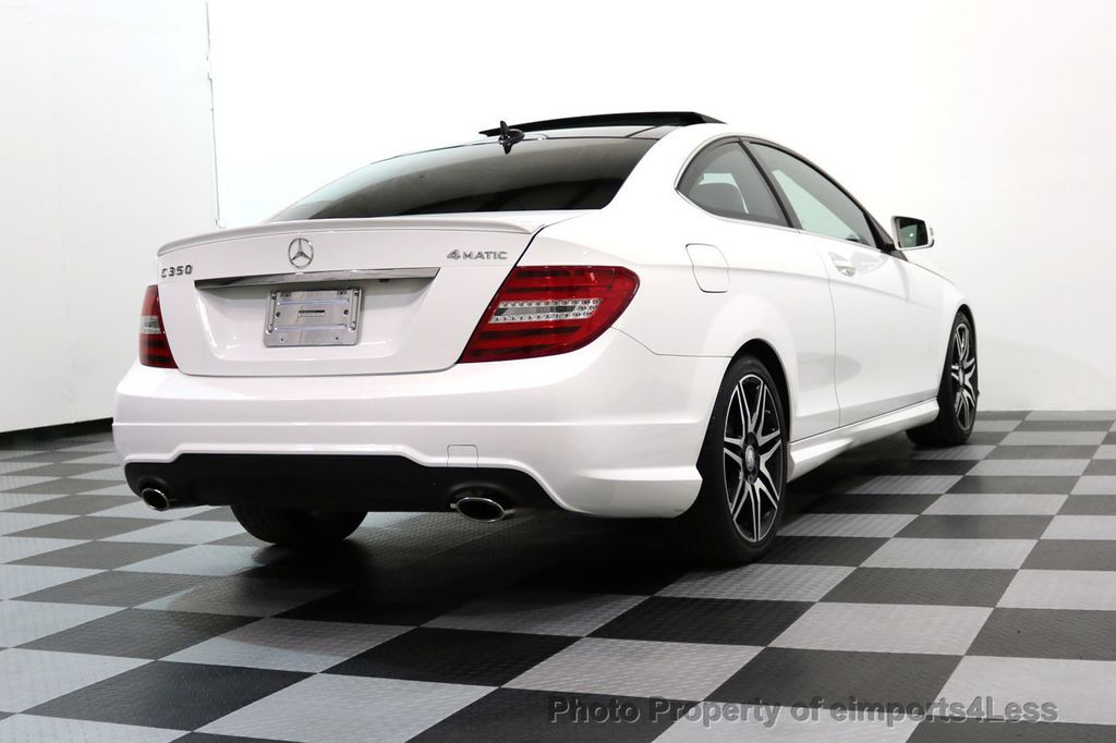2013 Mercedes-Benz C-Class CERTIFIED C350 4Matic AMG SPORT PACKAGE PLUS - 17425240 - 51