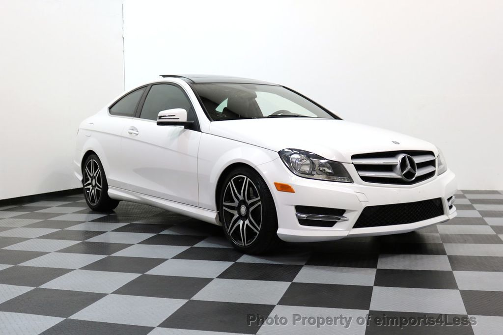 2013 Mercedes-Benz C-Class CERTIFIED C350 4Matic AMG SPORT PACKAGE PLUS - 17425240 - 52