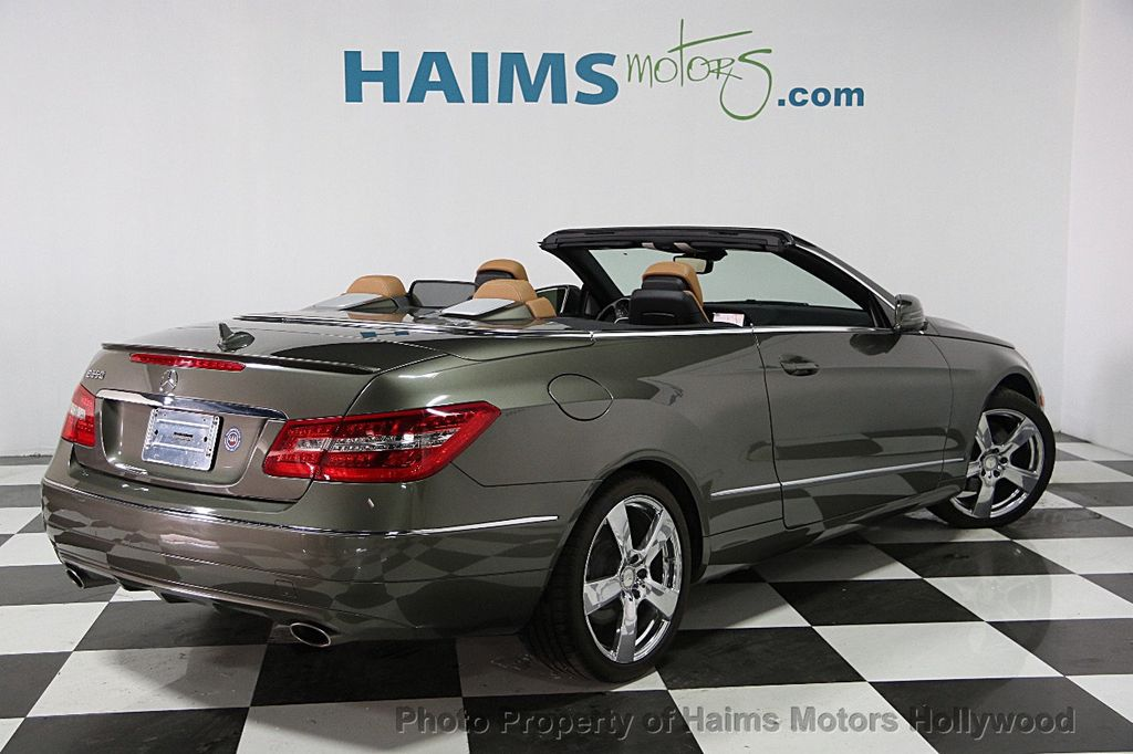 2013 used mercedes benz e class 2dr cabriolet e350 rwd at for Mercedes benz e350 convertible used