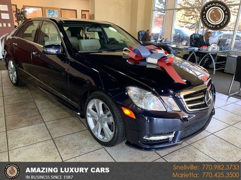 2013 Mercedes-Benz E-Class 4dr Sedan E 350 Sport RWD *Ltd Avail* - 19490077 - 0