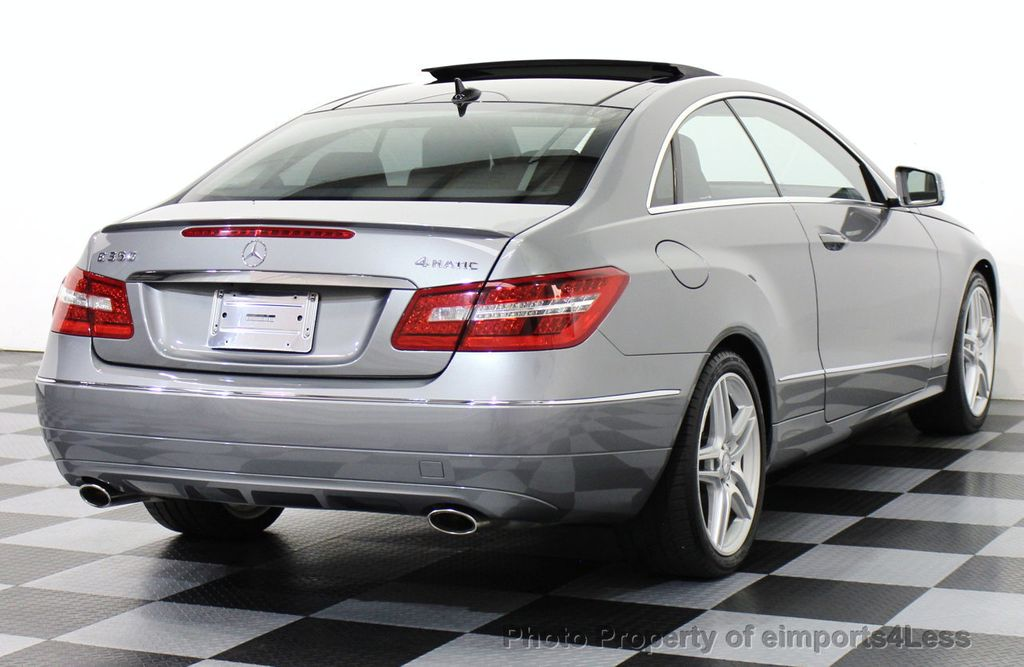 2013 used mercedes benz certified e350 4matic amg sport for Used mercedes benz e350 for sale