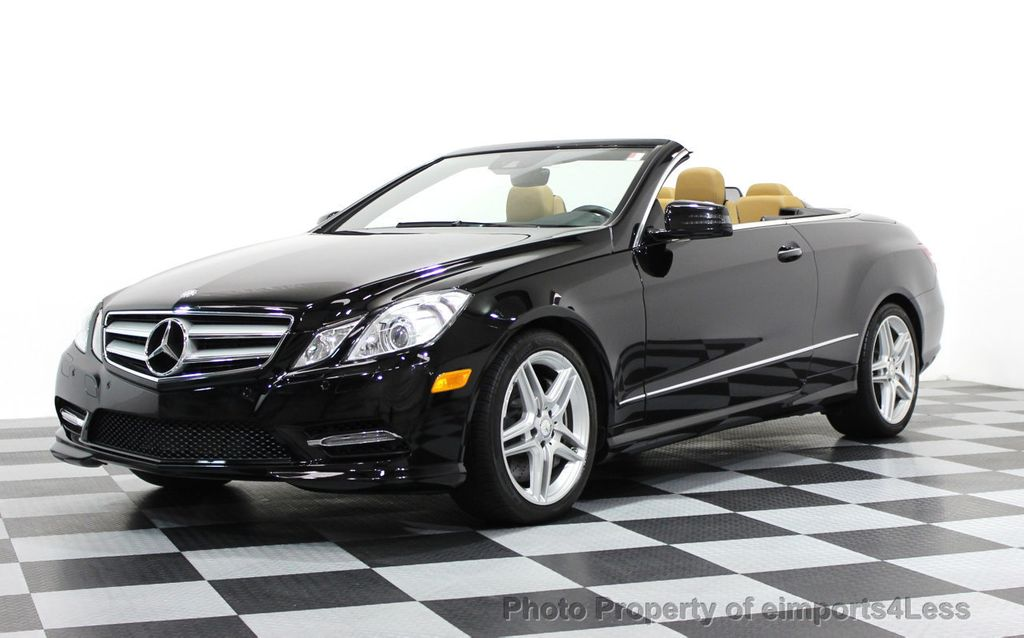 2013 used mercedes benz certified e550 v8 amg sport convertible p2 navi at eimports4less serving. Black Bedroom Furniture Sets. Home Design Ideas