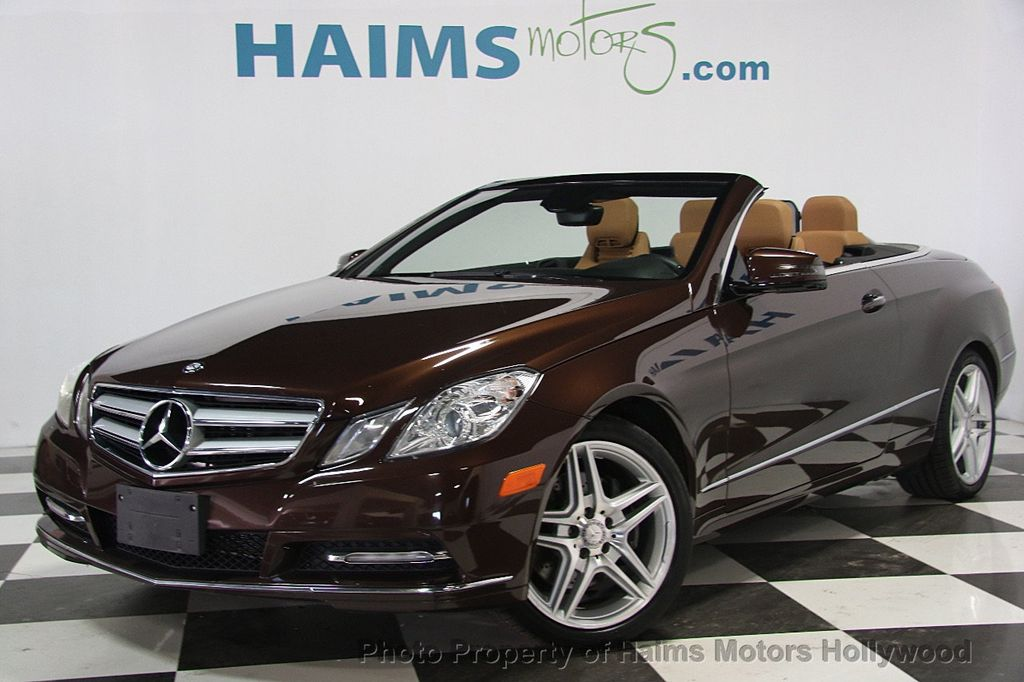 2013 used mercedes benz e class e 350 2dr cabriolet e350 for Used mercedes benz e350 convertible