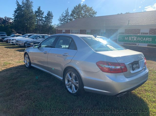 2013 Mercedes-Benz E-Class VIRTUALLY FLAWLESS CONDITION! SHOWROOM CONDITION! - Click to see full-size photo viewer