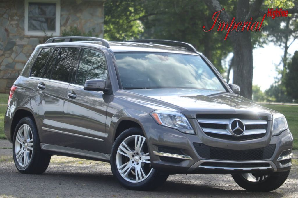 2013 Mercedes-Benz GLK 4MATIC 4dr GLK 350 - 19054004 - 0