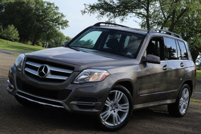 2013 Mercedes-Benz GLK 4MATIC 4dr GLK 350 - Click to see full-size photo viewer