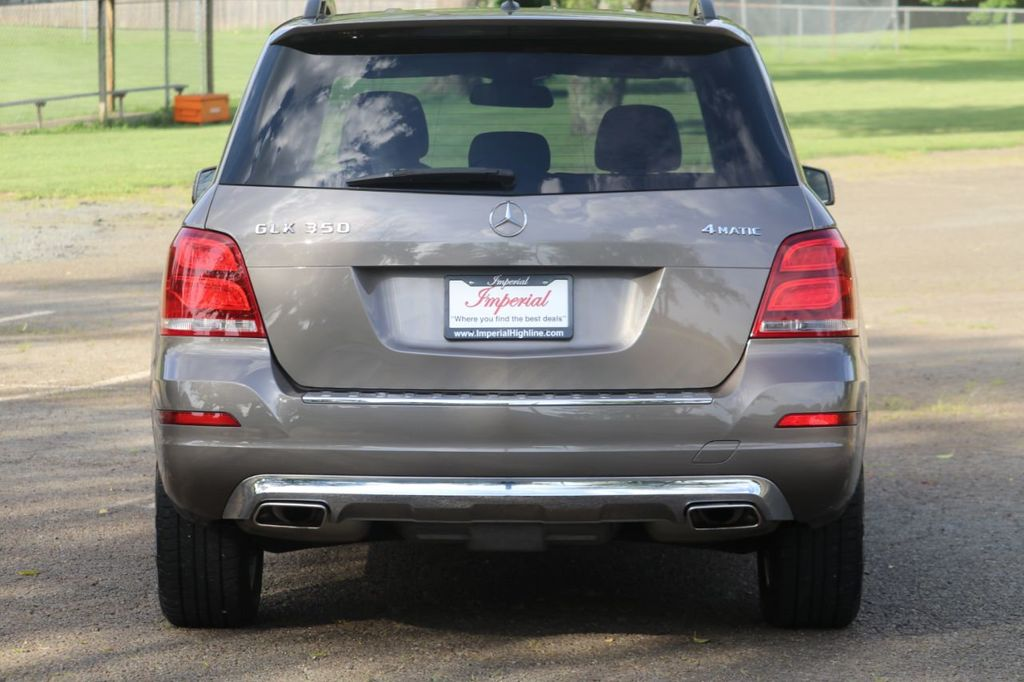 2013 Mercedes-Benz GLK 4MATIC 4dr GLK 350 - 19054004 - 5