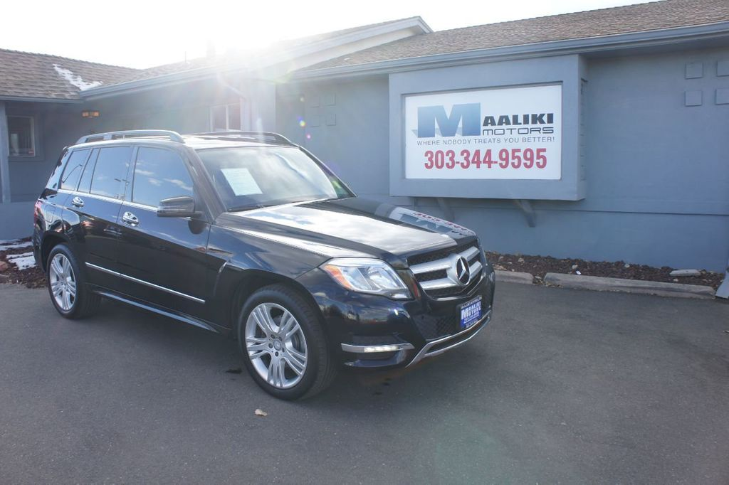 2013 Mercedes-Benz GLK 4MATIC 4dr GLK 350 - 18496873 - 0