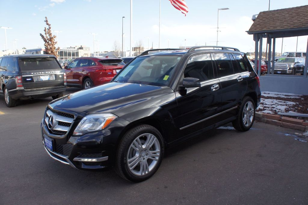 2013 Mercedes-Benz GLK 4MATIC 4dr GLK 350 - 18496873 - 1