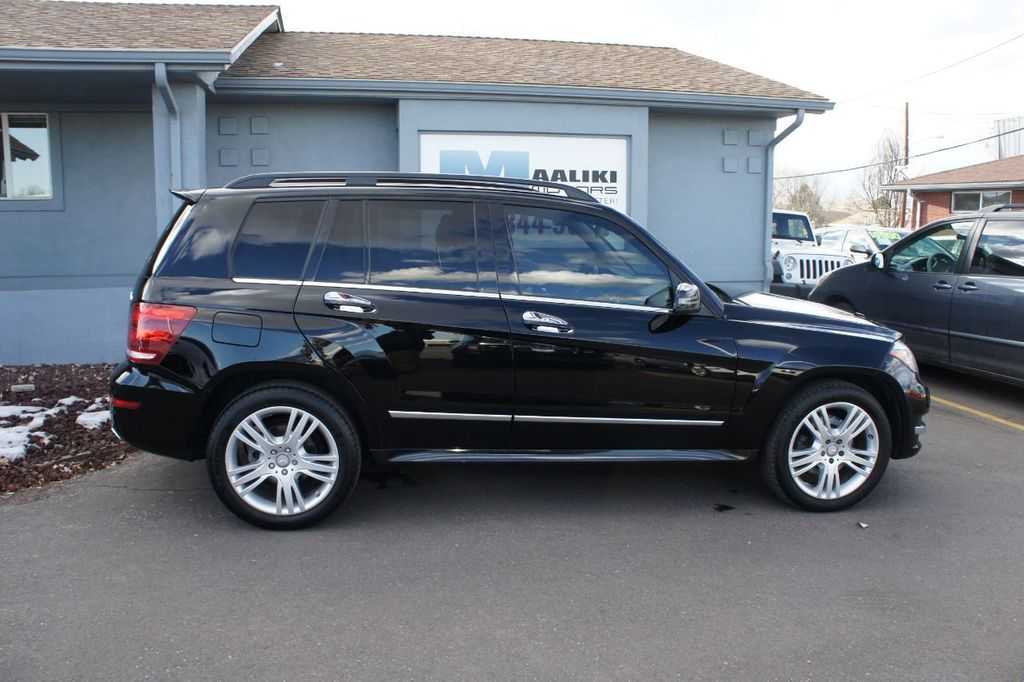 2013 Mercedes-Benz GLK 4MATIC 4dr GLK 350 - 18496873 - 2