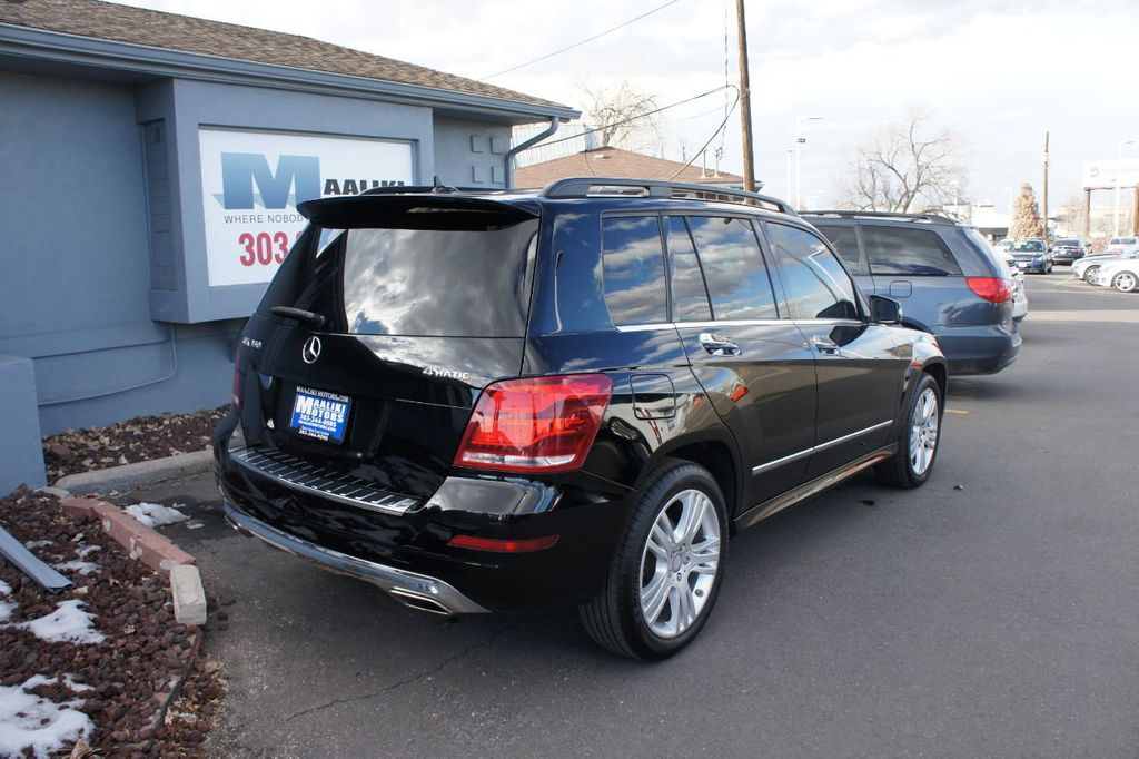 2013 Mercedes-Benz GLK 4MATIC 4dr GLK 350 - 18496873 - 3