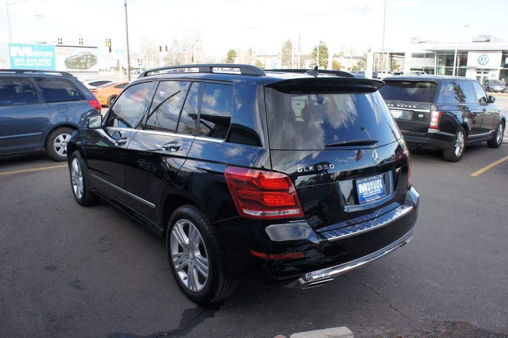 2013 Mercedes-Benz GLK 4MATIC 4dr GLK 350 - 18496873 - 5