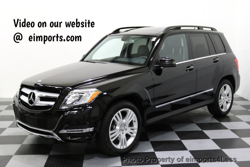 2013 Mercedes-Benz GLK CERTIFIED GLK350 4Matic AWD MultiMedia CAMERA PANO NAV - 17808897 - 0