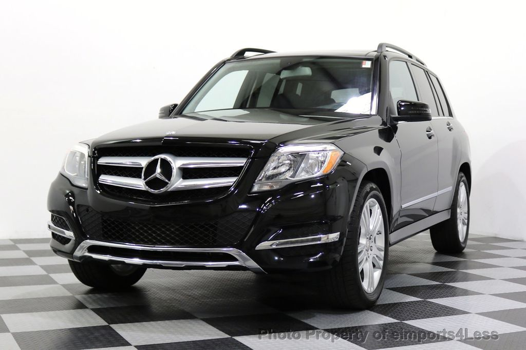 2013 Mercedes-Benz GLK CERTIFIED GLK350 4Matic AWD MultiMedia CAMERA PANO NAV - 17808897 - 14