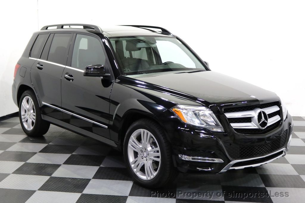 2013 Mercedes-Benz GLK CERTIFIED GLK350 4Matic AWD MultiMedia CAMERA PANO NAV - 17808897 - 15