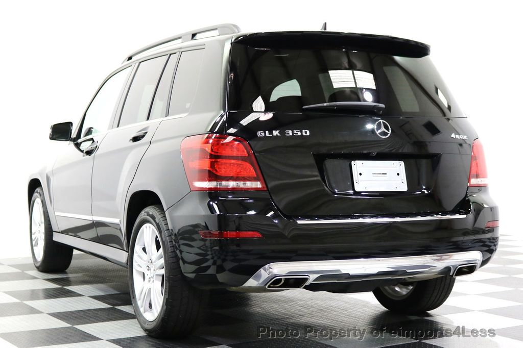 2013 Mercedes-Benz GLK CERTIFIED GLK350 4Matic AWD MultiMedia CAMERA PANO NAV - 17808897 - 16
