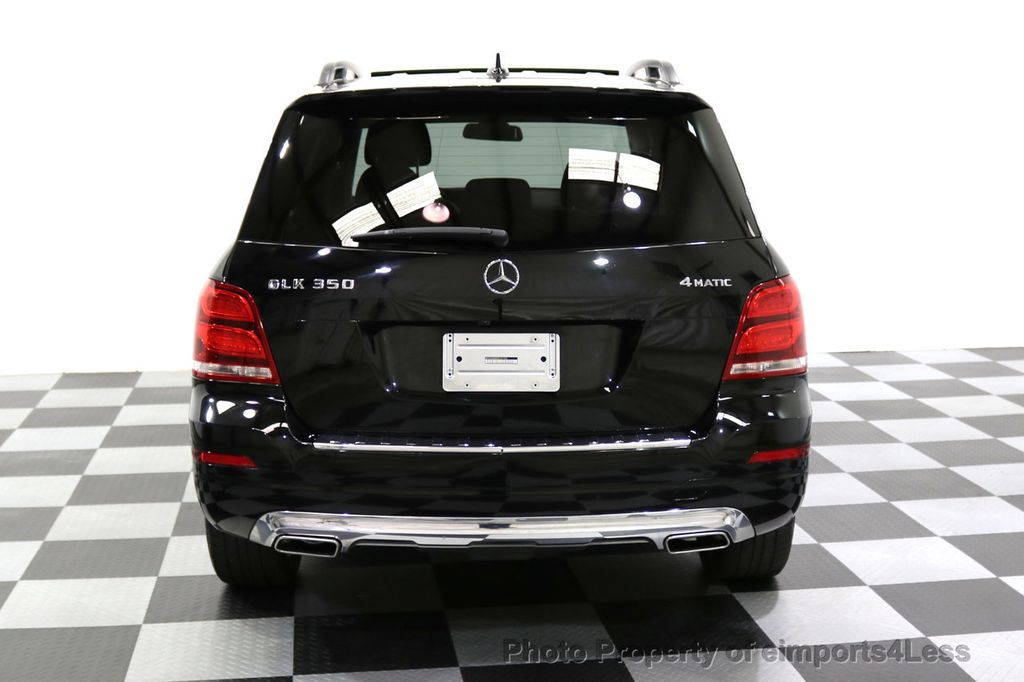 2013 Mercedes-Benz GLK CERTIFIED GLK350 4Matic AWD MultiMedia CAMERA PANO NAV - 17808897 - 17