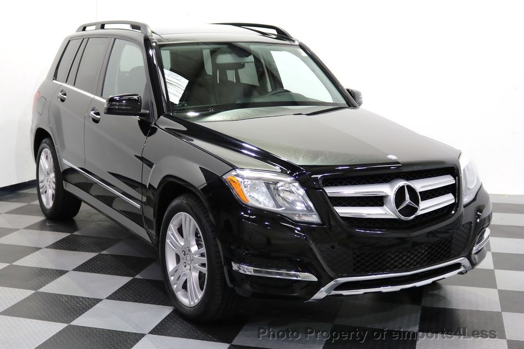 2013 Mercedes-Benz GLK CERTIFIED GLK350 4Matic AWD MultiMedia CAMERA PANO NAV - 17808897 - 1