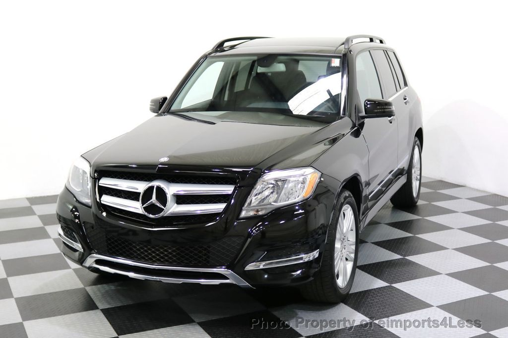 2013 Mercedes-Benz GLK CERTIFIED GLK350 4Matic AWD MultiMedia CAMERA PANO NAV - 17808897 - 28