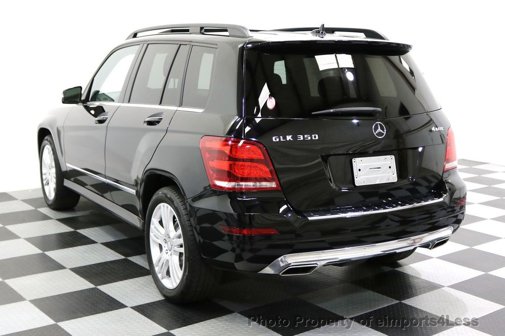 2013 Mercedes-Benz GLK CERTIFIED GLK350 4Matic AWD MultiMedia CAMERA PANO NAV - 17808897 - 2