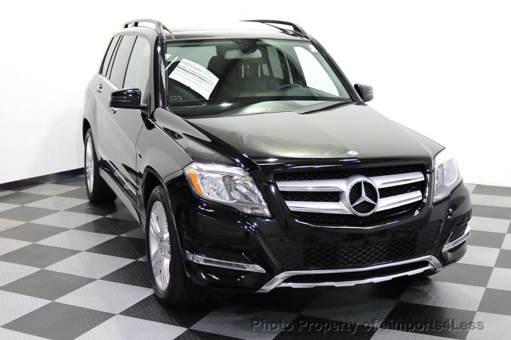 2013 Mercedes-Benz GLK CERTIFIED GLK350 4Matic AWD MultiMedia CAMERA PANO NAV - 17808897 - 29