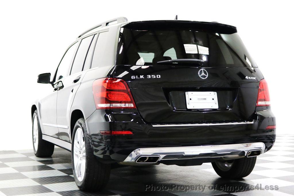2013 Mercedes-Benz GLK CERTIFIED GLK350 4Matic AWD MultiMedia CAMERA PANO NAV - 17808897 - 30