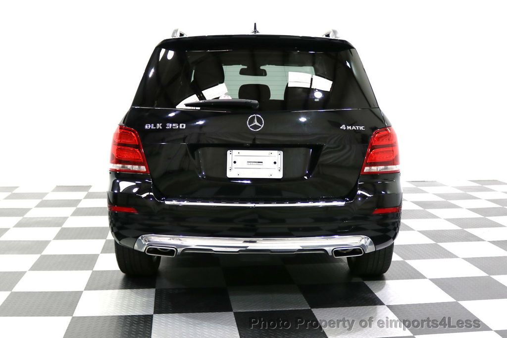 2013 Mercedes-Benz GLK CERTIFIED GLK350 4Matic AWD MultiMedia CAMERA PANO NAV - 17808897 - 31