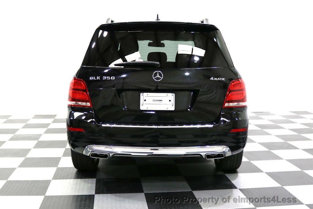 2013 Mercedes-Benz GLK CERTIFIED GLK350 4Matic AWD MultiMedia CAMERA PANO NAV - 17808897 - 31