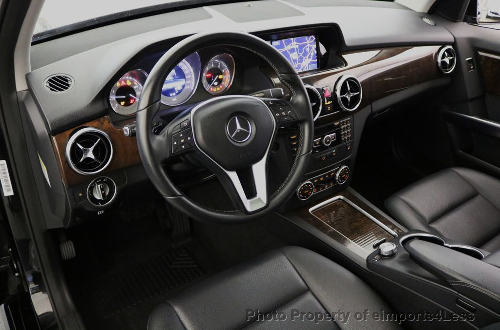 2013 Mercedes-Benz GLK CERTIFIED GLK350 4Matic AWD MultiMedia CAMERA PANO NAV - 17808897 - 33