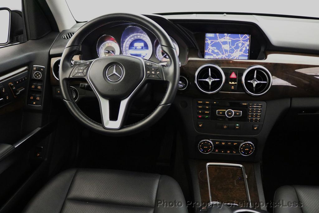 2013 Mercedes-Benz GLK CERTIFIED GLK350 4Matic AWD MultiMedia CAMERA PANO NAV - 17808897 - 34