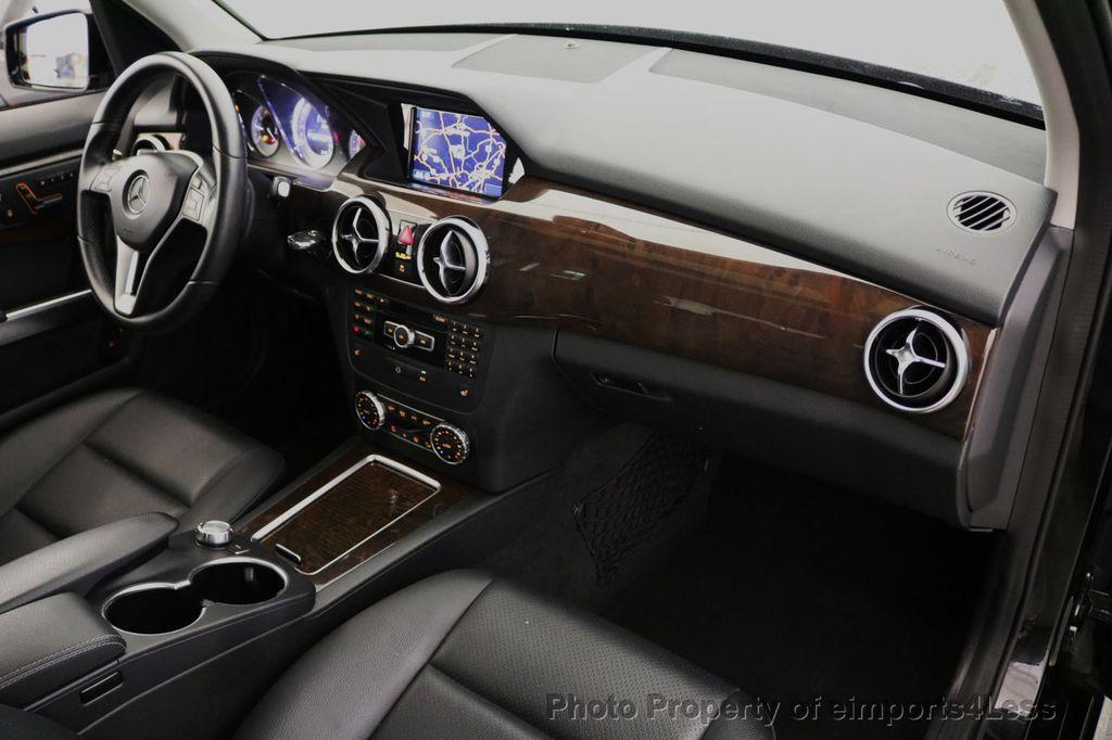 2013 Mercedes-Benz GLK CERTIFIED GLK350 4Matic AWD MultiMedia CAMERA PANO NAV - 17808897 - 35